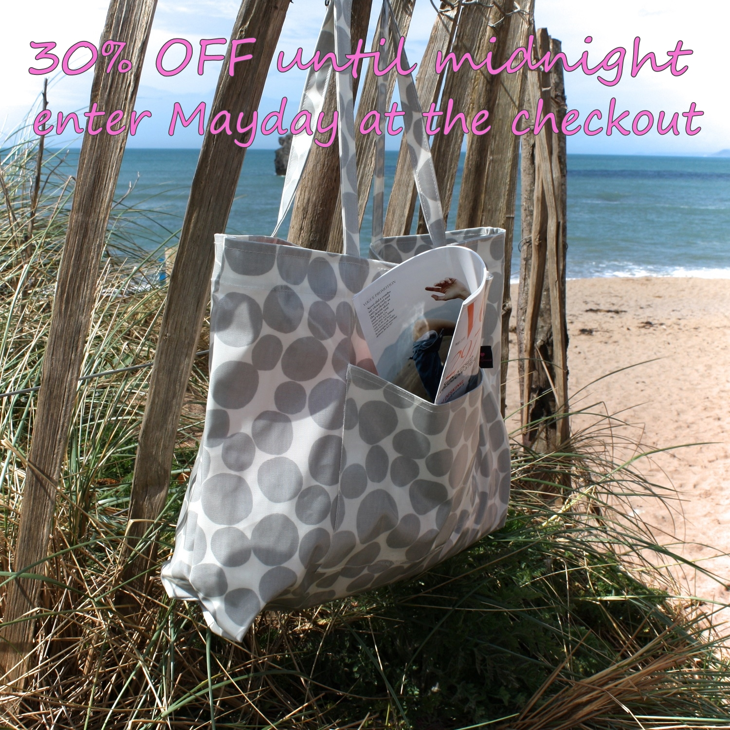 30% OFF Bank Holiday Special