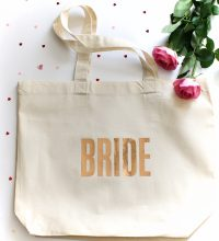 Wedding 'Bride' Bag