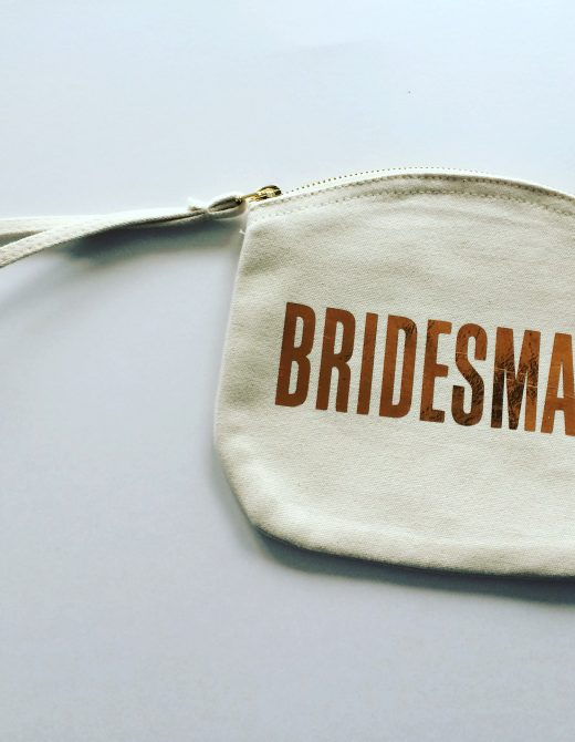Wedding Bridesmaid Clutch Bag