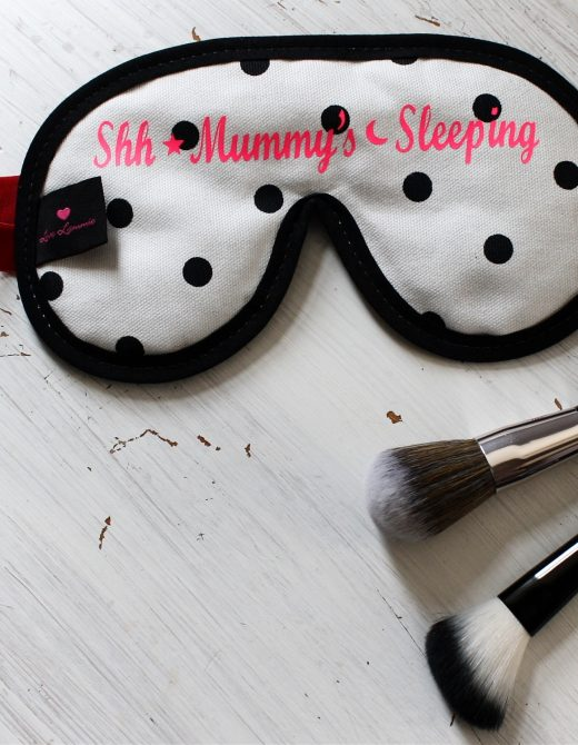 Luxury Lavender Sleep Mask Cream & Black Spot Shh Mummy's Sleeping