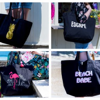 Summer 2018 Beach Bag Collection Now Available
