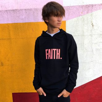 LLR-faith-Black-Hoody-Men's