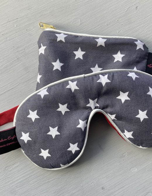 Grey-Star-Eye-Mask-Set
