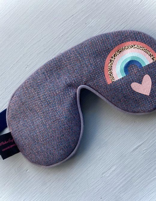 Rainbow-Print-Eye-Mask