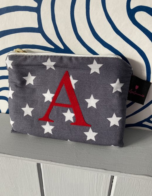 Personalised-Star-Print-Coin-Purse