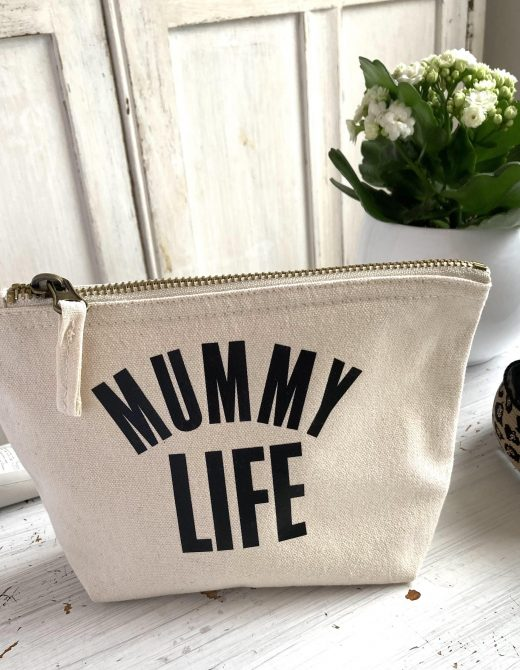 Mummy-Life-Make-Up-Bag