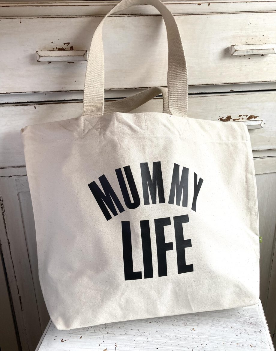 Mummy-Life-Over-Sized-Tote
