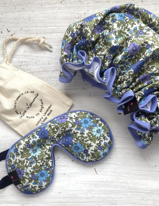 Self-Care-Eye-Mask-and-Shower-Cap-Gift-Set